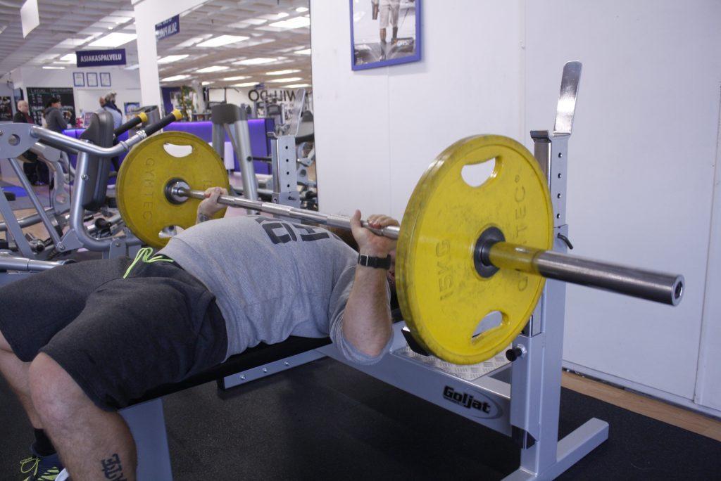 työntävät ja vetävät lihakset