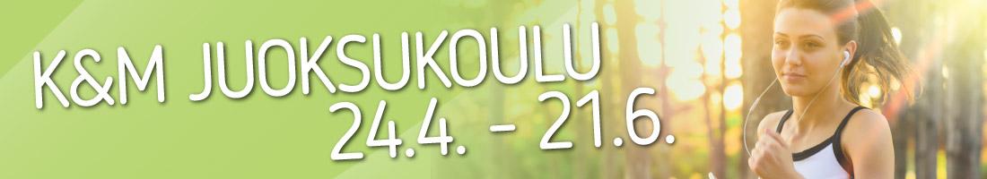 K&M JUOKSUKOULU